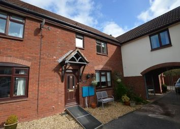 Thumbnail 3 bedroom terraced house for sale in Babblebrook Mews, Pinhoe, Exeter, Devon