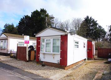 Thumbnail 1 bedroom mobile/park home for sale in Kingsdown Park, Swindon