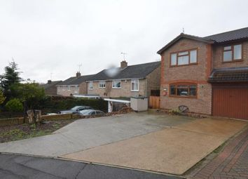 Thumbnail 3 bed semi-detached house for sale in Pitsea, Basildon, Essex