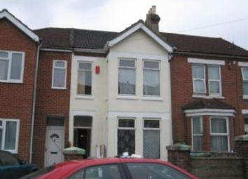 Thumbnail 4 bedroom terraced house to rent in Broadlands Road, Southampton