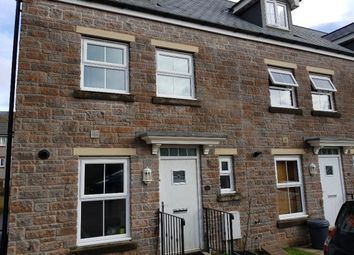 Thumbnail 3 bed end terrace house to rent in Carnglaze Close, Liskeard