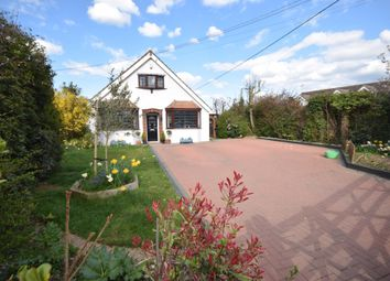 Thumbnail 3 bed bungalow for sale in Petersfield Lane, Gosfield, Halstead