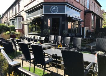 Thumbnail Restaurant/cafe for sale in Stamford Park Road, Hale, Altrincham