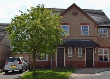 Thumbnail 3 bedroom semi-detached house to rent in Muncaster Gardens, East Hunsbury, Northampton