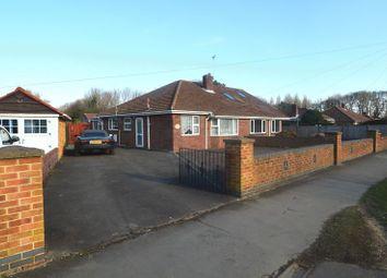 Thumbnail 2 bed semi-detached bungalow for sale in Bells Lane, Stubbington, Fareham