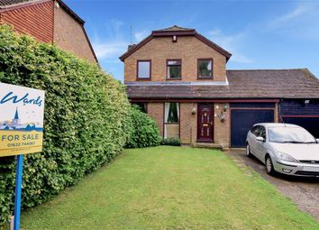 3 bed detached house for sale in Mayfair Avenue, Loose, Maidstone, Kent ME15