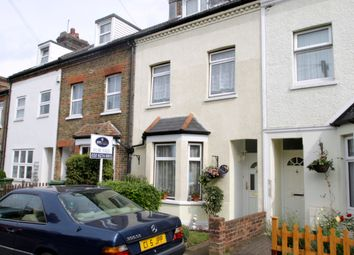 Thumbnail 3 bed cottage for sale in Belmont Road, Belmont, Sutton, Surrey