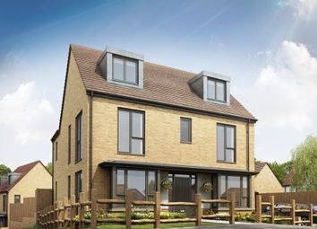 "Thumbnail 5 bedroom detached house for sale in ""Nightingale"" at The Green, Upper Lodge Way, Coulsdon"