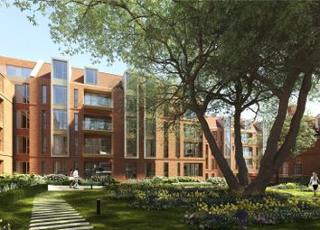 Thumbnail 3 bed flat for sale in Rosalind Franklin Hall, Hampstead Manor, Kidderpore Avenue, Hampstead