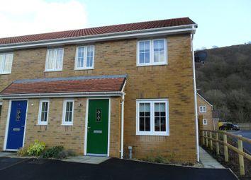 Thumbnail 3 bedroom end terrace house to rent in Golwg Y Mynydd, Godrergraig, Swansea.