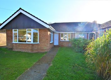 Thumbnail 3 bed bungalow to rent in Heath Hill Avenue, Brighton