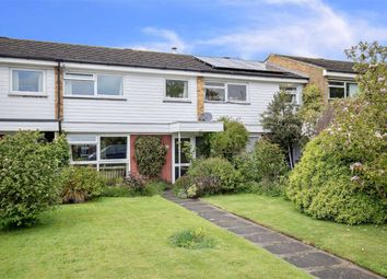 Thumbnail 3 bed terraced house for sale in The Close, Wye, Ashford