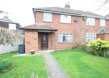 Thumbnail 3 bed semi-detached house for sale in Saffron Platt, Guildford, Surrey