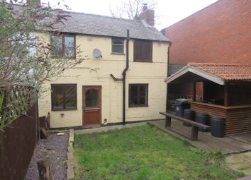 Thumbnail End terrace house for sale in Chapel Street, Belper
