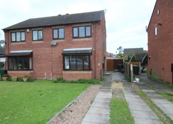 Thumbnail 3 bed semi-detached house to rent in Park Lane, Laughton Common, Dinnington, Sheffield