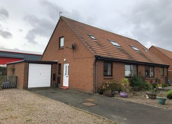 Thumbnail 3 bed semi-detached house to rent in Meadowburn, Amble, Northumberland