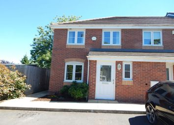 Thumbnail 3 bed terraced house for sale in Westminster Place, West Heath, Birmingham