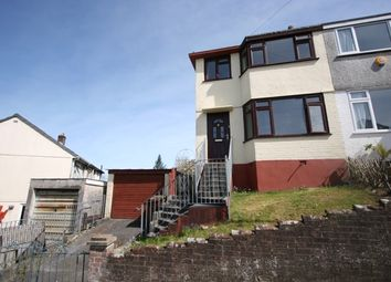 Thumbnail 3 bed semi-detached house to rent in Amados Drive, Plymouth