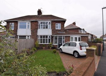 Thumbnail 3 bed semi-detached house for sale in Page Avenue, South Shields