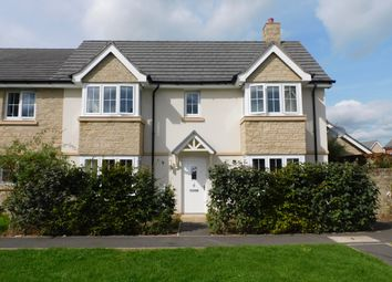 Thumbnail 3 bed end terrace house for sale in Morton Way, Boxfield Road, Axminster
