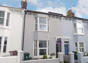 Thumbnail 2 bed terraced house for sale in Gerard Street, Brighton