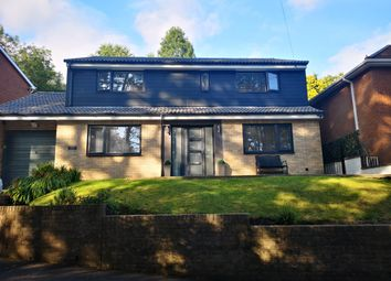 Thumbnail 4 bed detached house for sale in Buckland Drive, Ystrad