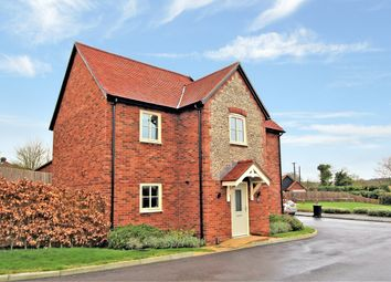 Thumbnail 2 bed detached house for sale in Colebrook Field, Ropley, Hampshire