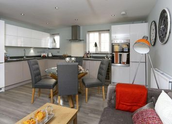 """Thumbnail 4 bedroom detached house for sale in """"Lincoln"""" at Park Hall Road, Mansfield Woodhouse, Mansfield"""