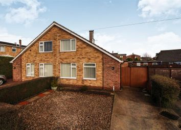 Thumbnail 3 bedroom semi-detached house for sale in Highfield Avenue, Driffield