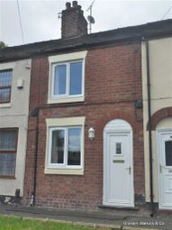 Thumbnail 2 bedroom terraced house to rent in Nelson Buildings, Kidsgrove, Stoke-On-Trent, Staffs