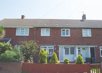 Thumbnail 3 bedroom terraced house for sale in Langney Rise, Eastbourne