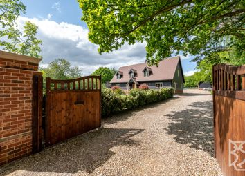 Thumbnail 4 bed detached house for sale in Ardleigh, Harts Lane, Ardleigh