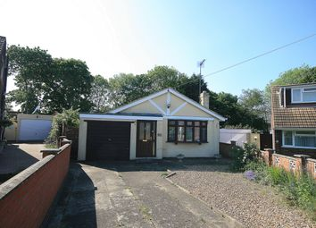 Thumbnail 2 bed detached bungalow for sale in Thirlestane Crescent, Far Cotton, Northampton