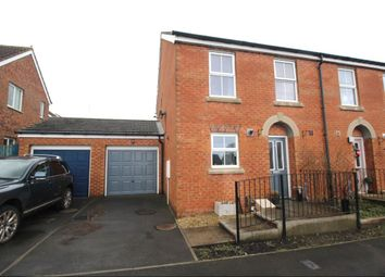 Thumbnail 3 bed semi-detached house for sale in Meadowfield, Burnhope, Durham