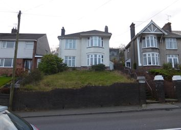 Thumbnail 3 bed detached house for sale in Neath Road, Maesteg