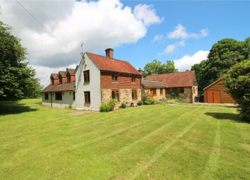 Thumbnail 5 bed detached house to rent in Crowborough Road, Nutley, East Sussex
