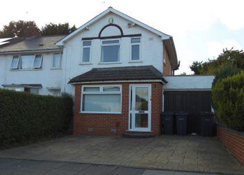Thumbnail 3 bed town house for sale in Kemsley Road, Kings Heath, Birmingham