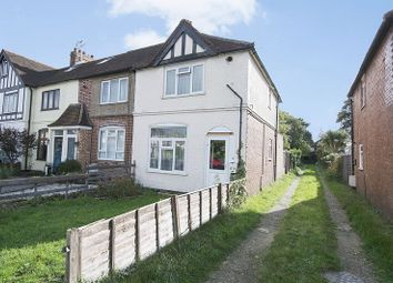 Thumbnail 3 bed end terrace house to rent in Carlton Road, Walton-On-Thames