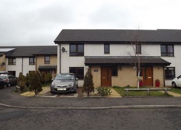 Thumbnail 2 bedroom end terrace house to rent in Lomond Drive, Falkirk