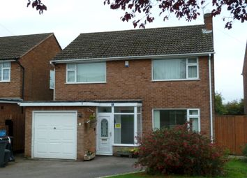 Thumbnail 3 bed detached house for sale in Birch Croft Road, Sutton Coldfield, West Midlands