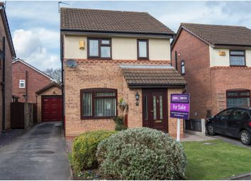 Thumbnail 3 bed detached house for sale in Lichfield Drive, Great Sutton