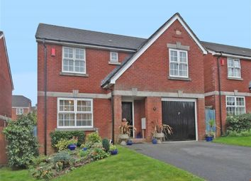 Thumbnail 4 bed detached house for sale in Leander Way, Manadon Park, Plymouth
