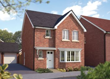 "Thumbnail 3 bedroom end terrace house for sale in ""The Epsom"" at King Street Lane, Winnersh, Wokingham"