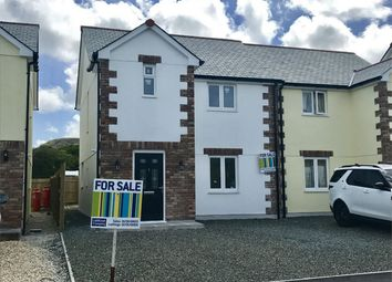 Thumbnail 3 bed detached house for sale in Wheal Rose, Roche Road, Bugle, Cornwall