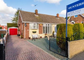 Thumbnail 1 bed semi-detached bungalow for sale in Beecroft Close, Bramley