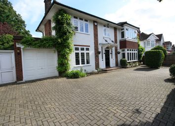 Thumbnail 4 bedroom detached house for sale in College Avenue, Grays