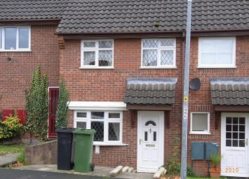 Thumbnail 2 bed town house to rent in Briton Way, Wymondham, Norfolk