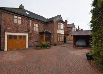 Thumbnail 4 bed detached house for sale in Tower Road, Stapenhill, Burton-On-Trent