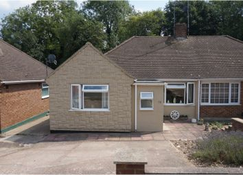 Thumbnail 2 bed semi-detached bungalow for sale in Concord Avenue, Chatham
