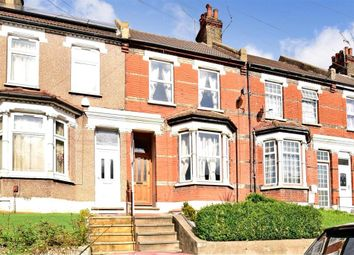 Thumbnail 3 bedroom terraced house for sale in Old Road West, Gravesend, Kent